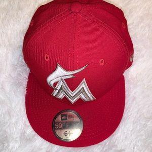 Miami Marlins -  new era - hat